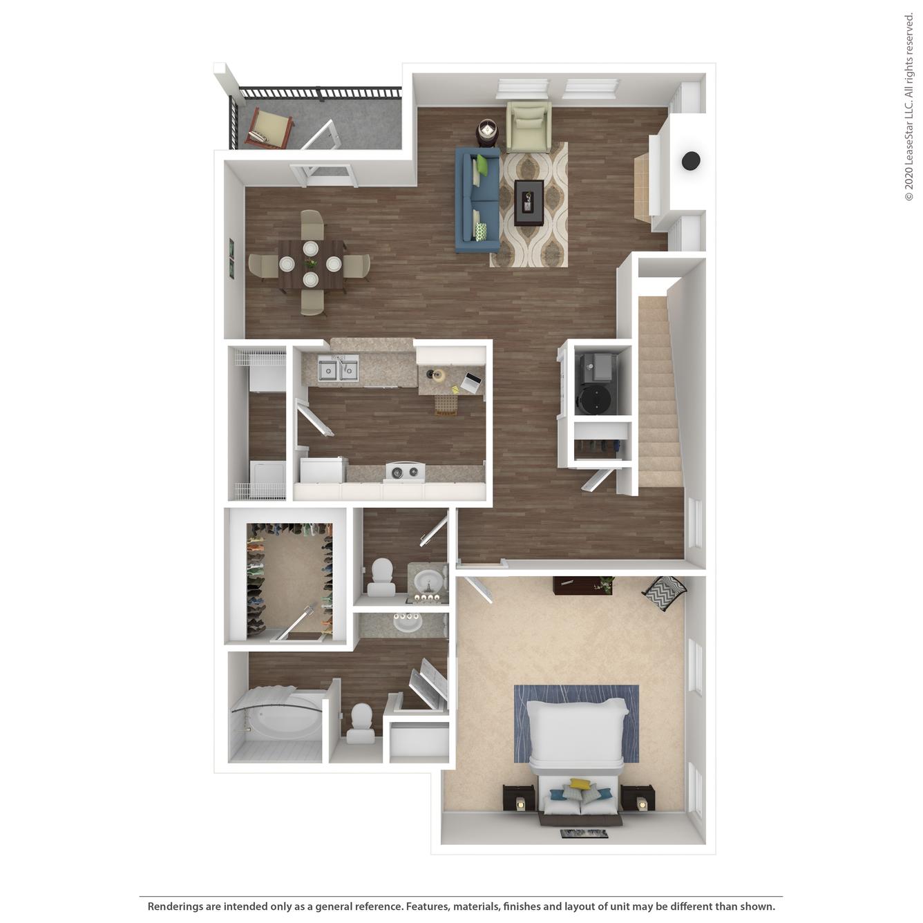 Jamestown Apartments Fort Wayne Floor Plans: Reserve At Dawson's Creek Apartments